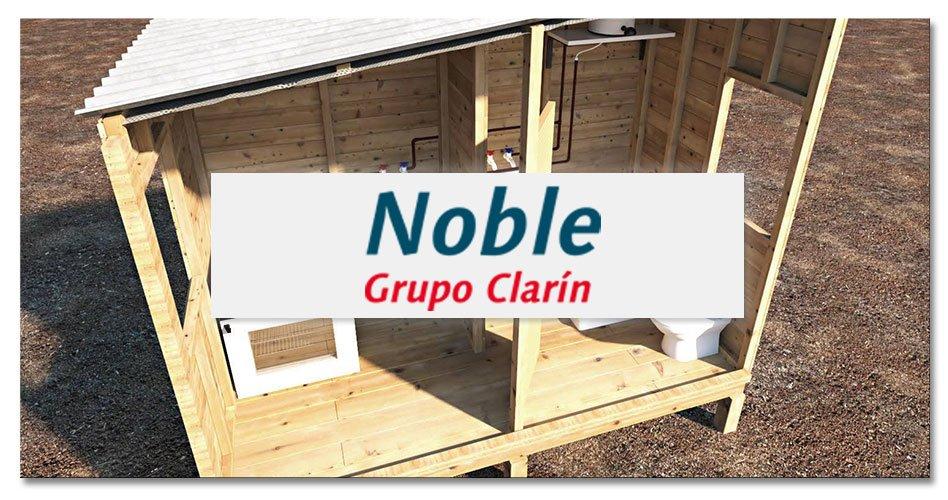 Nota en Revista Viva Clarín