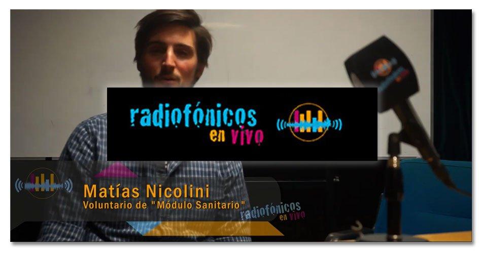 Nota en Radiofónicos