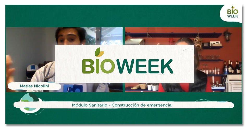 Entrevista BioWeek