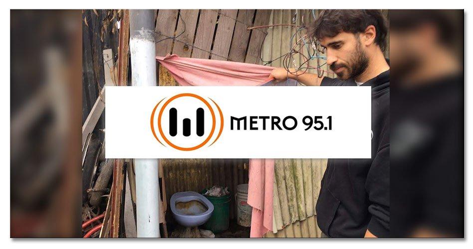 Radio Metro #DeAcaEnMas
